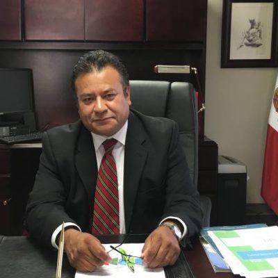 Ricardo Pineda Alabarran, Consul General of Mexico in Tucson
